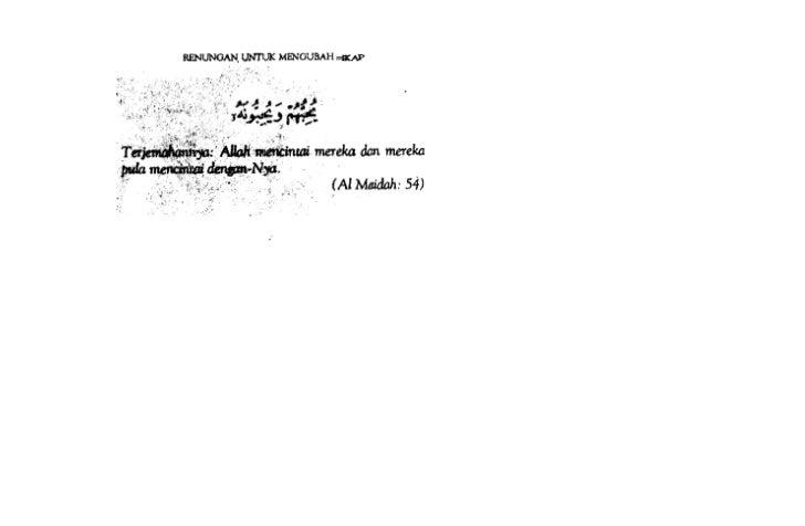ALLAH SWT berfirman:        Terjemahannya Sesungguhnya   agama yang diterima di        sisi Allah hanyalah Islam.         ...