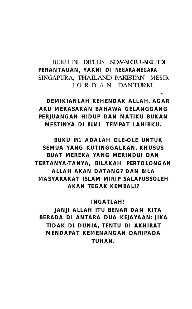 KANDUNGANPrakata    .                                    iMuqaddimah                                     V  1 Islam Agama ...
