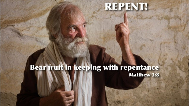 Can There Be Forgiveness Without Repentance? Slide 3