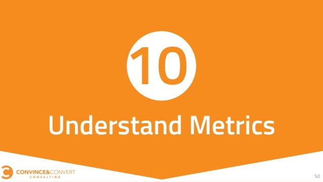 50 Understand Metrics 10