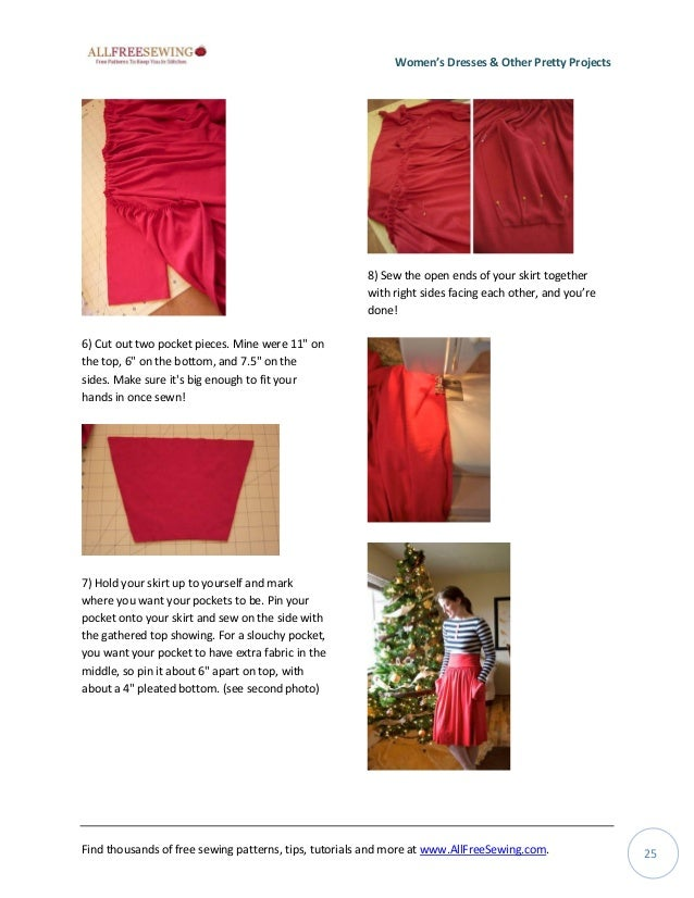 11 sewing patterns for womens dresses other pretty projects for Pretty project