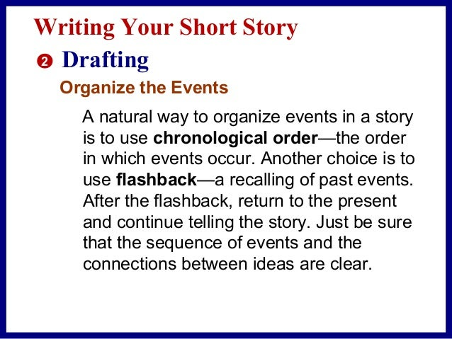 Writing Your Short Story TARGET SKILL USING DIALOGUE Dialogue can add suspense to your story and help readers get to know ...