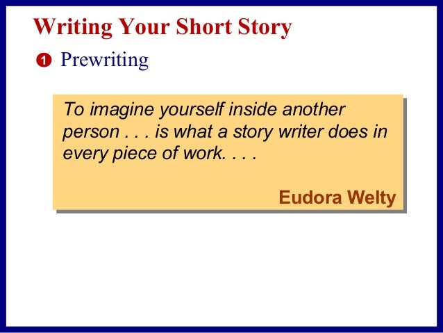 """a summary of the short story a worn path by eudora welty All stories contain elements of narration, which create a particular kind of story the main narrative elements of any piece are narrator/point of view, characters, plot/structure, setting and theme eudora welty's """"a worn path"""" is a short story set in the rural south about a poor, elderly african-american woman who."""