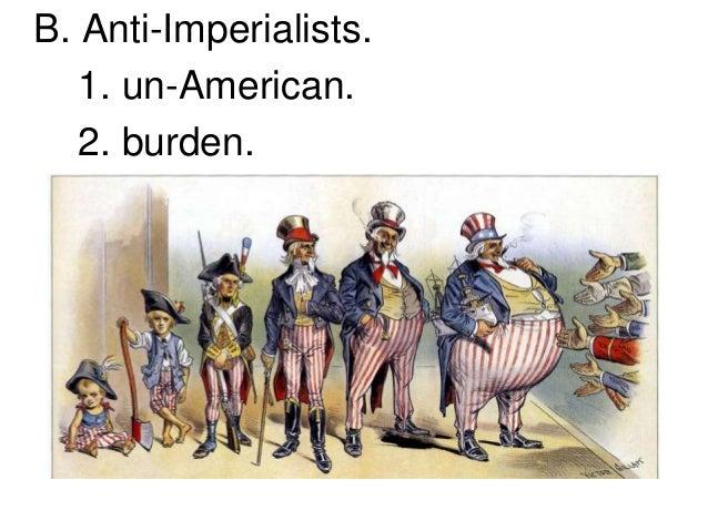 imperialism in spanish american war