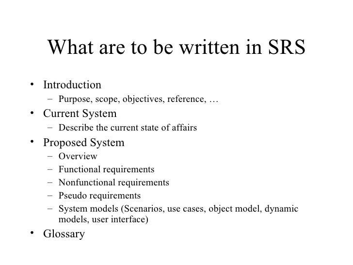 SRS Slide Slide 2