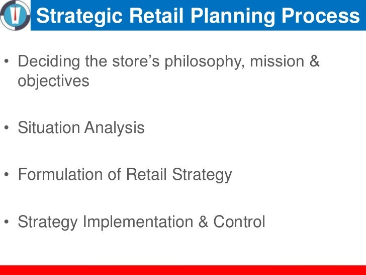 operation planning of wall mart