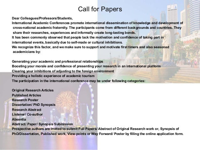 make abstract research papers