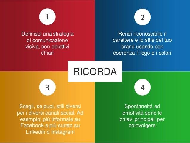 11 tipi di foto per raccontare la tua azienda sui social media for Tipi di stile