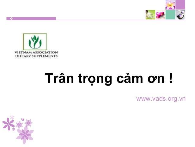 Trân trọng cảm ơn ! www.vads.org.vn