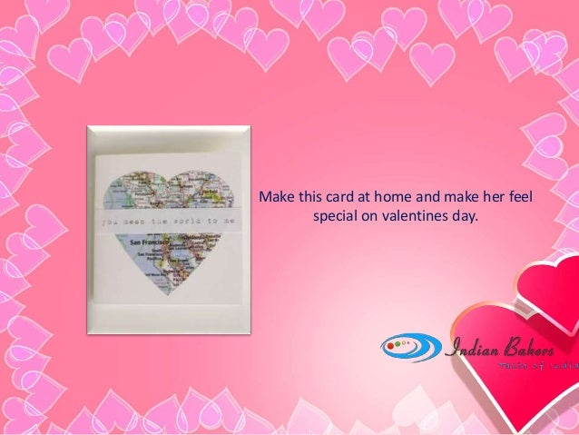 Online Valentines Day Gift Ideas for Her – Make a Valentines Card Online