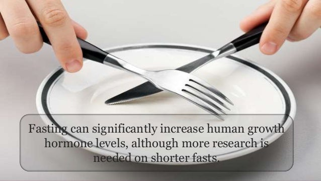 Increase Growth Hormone Naturally Food