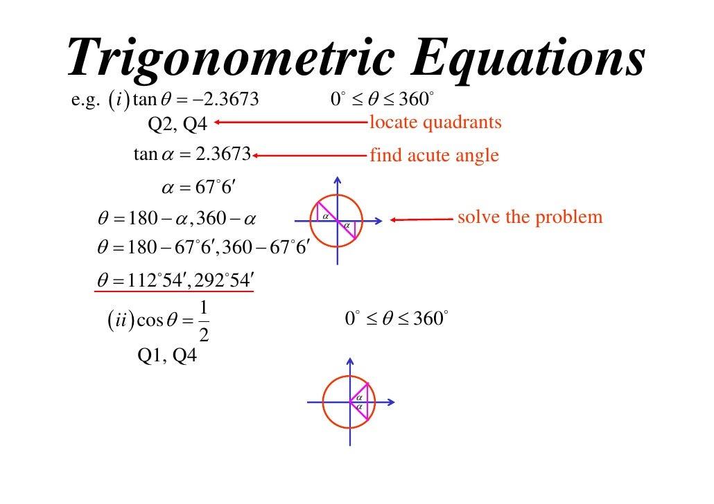11 x1 t04 04 trigonometric equations
