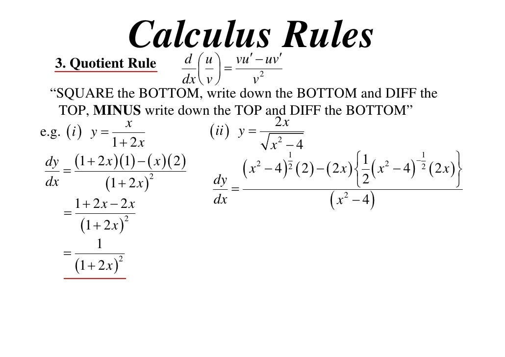 11 x1 t09 06 quotient reciprocal rules 2012 – Quotient Rule Worksheet