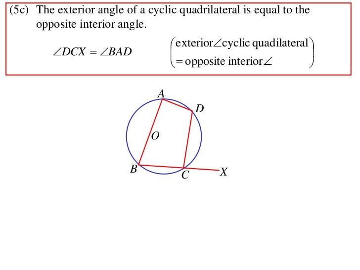 11 X1 T13 03 Angle Theorems 2 2012