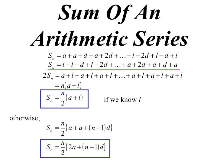 Images of Arithmetic Sequence Calculator - #rock-cafe