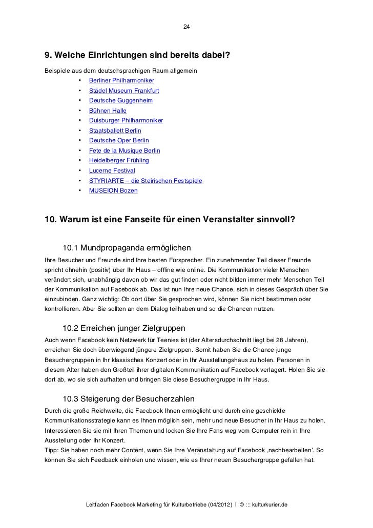 249. Welche Einrichtungen sind bereits dabei?Beispiele aus dem deutschsprachigen Raum allgemein            •    Berliner P...