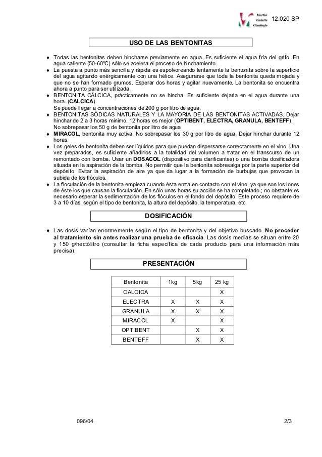 12.020 sp las_bentonitas Slide 2