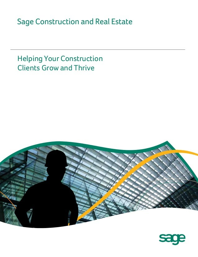 Helping Your ConstructionClients Grow and Thrive