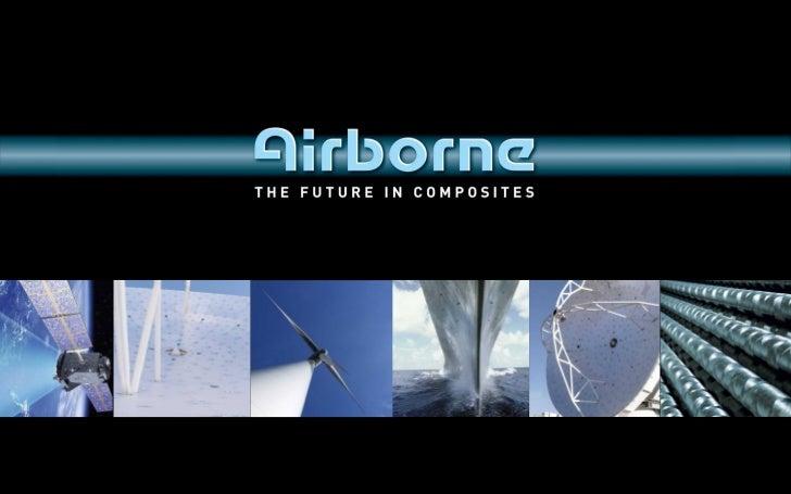 Thermoplastic composites foraeronautical and automotiveapplicationsA. Brødsjø, Research SpecialistAirborne Technology Cent...