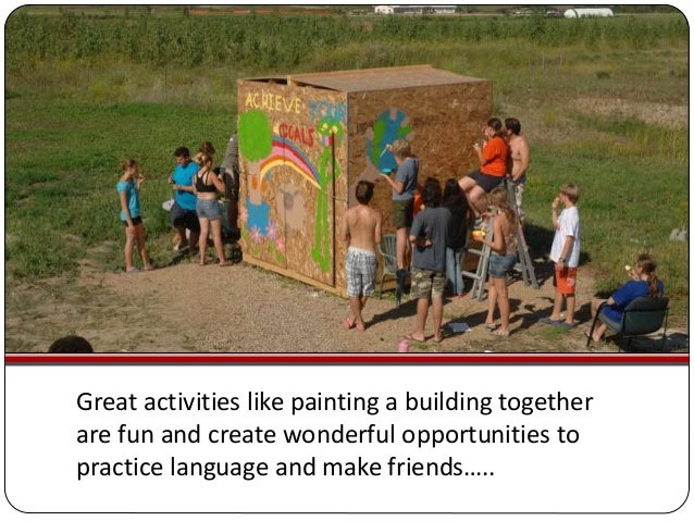 2015 Canadian Language and Culture Camps - Praxis International Insti…