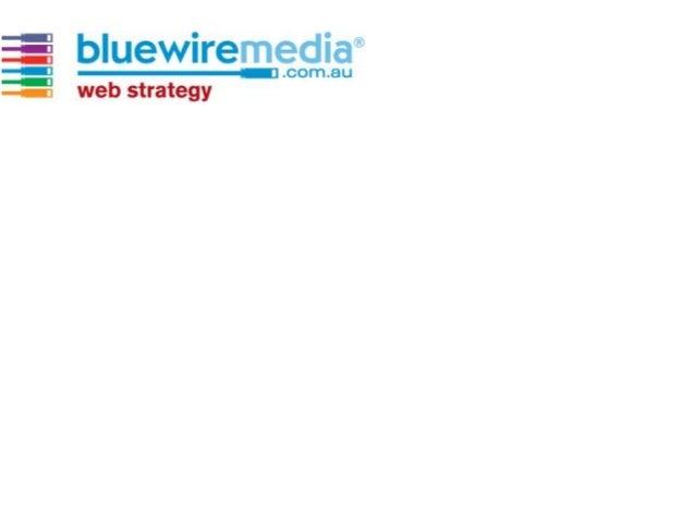 Web Strategy Presentation