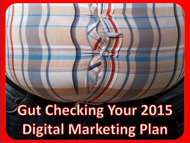 Is Your 2015 Integrated Digital  Marketing Plan Complete?  Time for a Gut Check?  Thursday, December 11, 2014 - 1:00 EST(1...