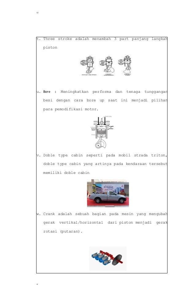 Soal Dan Jawaban No 12 Tugas Pendahuluan Motor Bensin Teknik Mesin