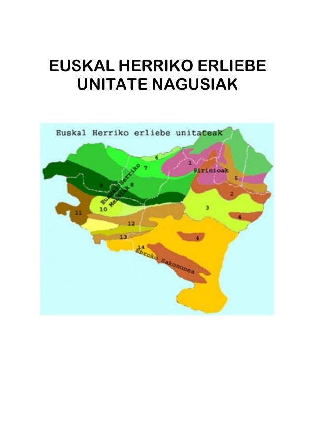 EUSKAL HERRIKO ERLIEBE UNITATE NAGUSIAK