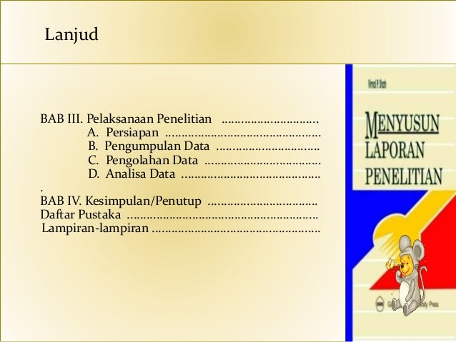 Contoh Identifikasi Masalah Dalam Skripsi Kuantitatif