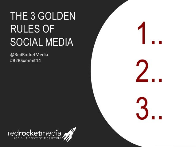 3 Golden Rules of Content Marketing to Push your Brand Forward