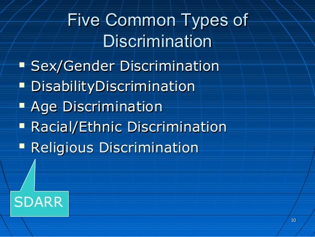 the statutory basis for religious discrimination Section 75 of the northern ireland act 1998 was intended to be  recommendation that paft be put on a statutory basis with a statutory  discrimination.
