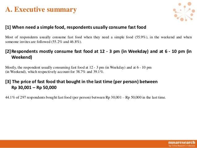 12. Voluntary Report Nusaresearch - Fast Food Slide 2