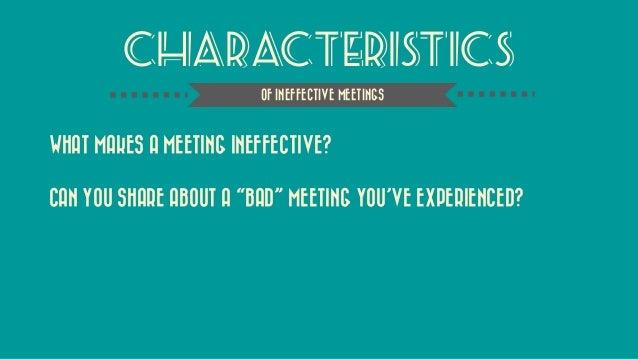 Running Meetings Workshop  Slide 2