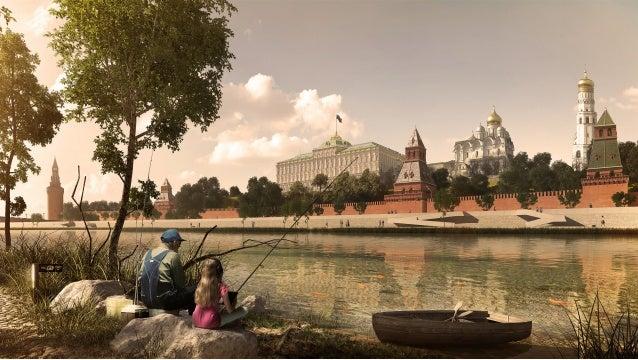 """*MEGANOM* """"МОСКВА. ПОРТЫ БУДУЩЕГО Где город встречается с рекой"""""""