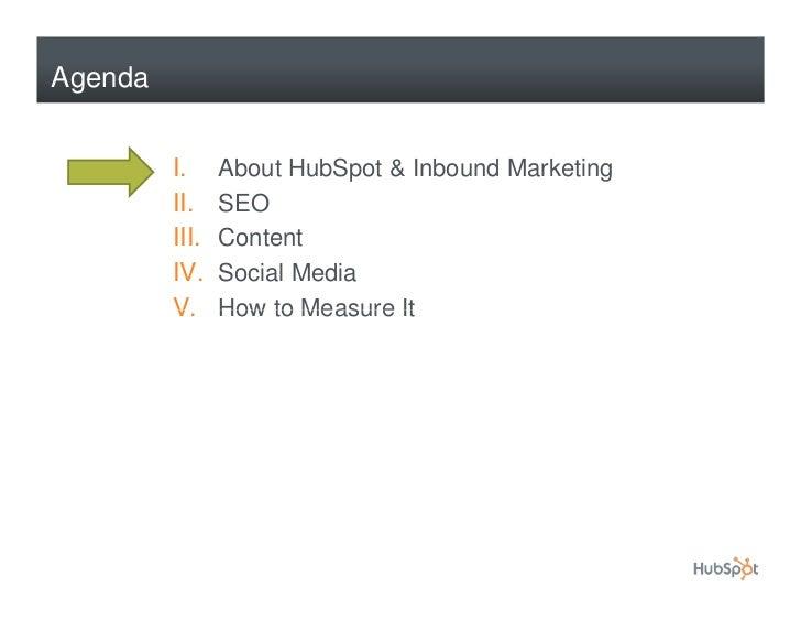 Inbound Marketing 101 Slide 2