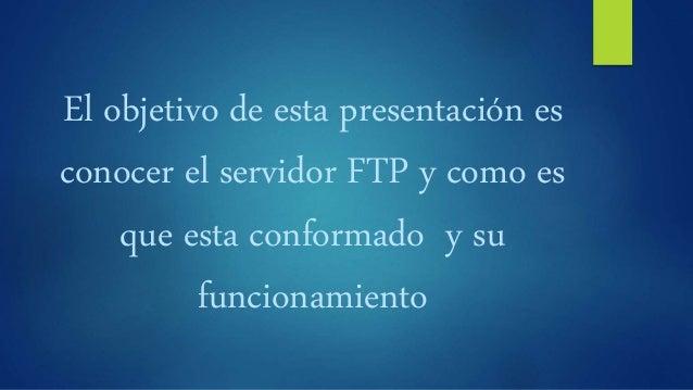 12. servidor ftp Slide 2