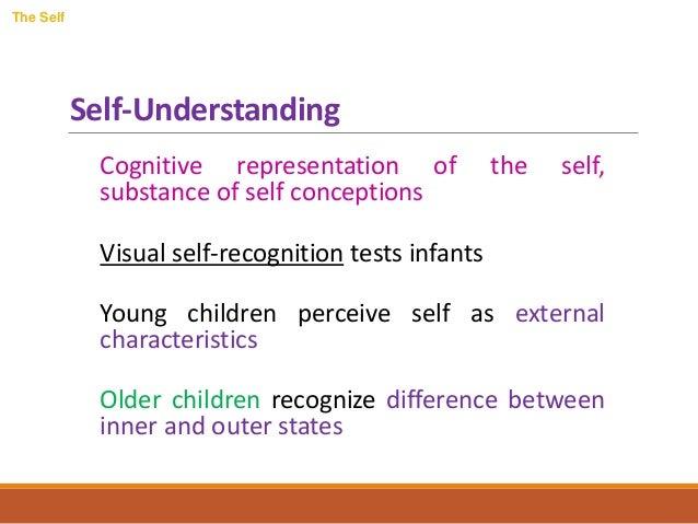 Understanding the concept of self esteem
