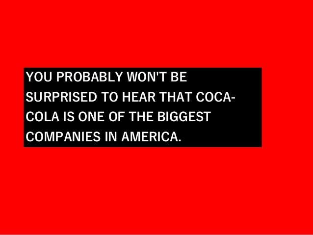 Coca cola company balance sheet 0