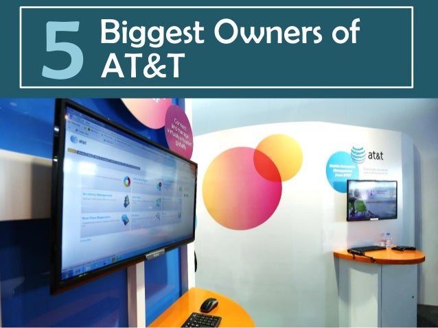 Biggest Owners of 5AT&T