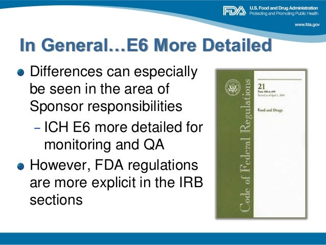 Bioresearch monitoring program fdating