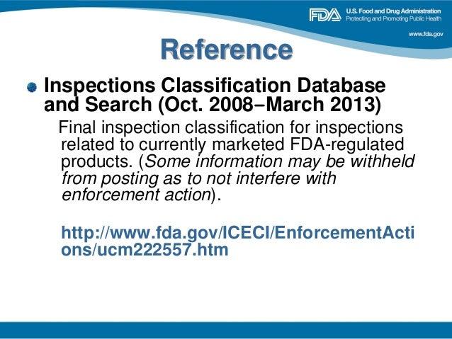 FDA 2013 Clinical Investigator Training Course: Investigator Responsi…