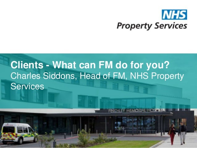 Nhs Property Services Ltd Head Of Property Services