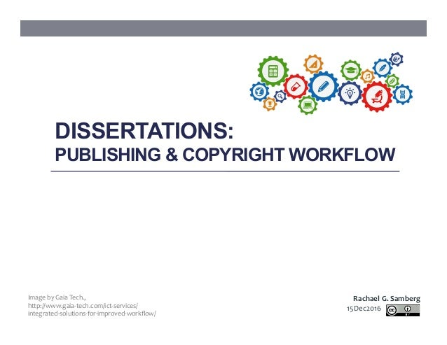 who owns copyright of a phd thesis Who owns phd thesis sample  ph d thesis – stanford university she has provided as a successful woman physicist and  copyright and phd theses – udora.