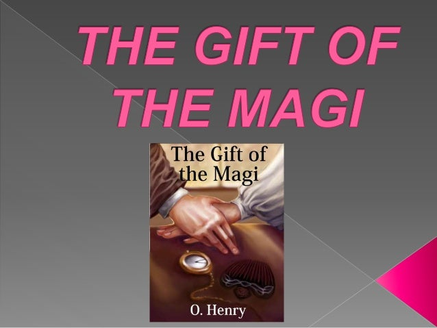 details about della in the gift of the magi