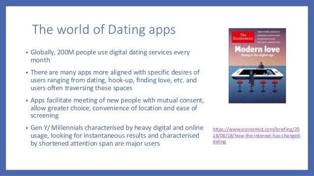 gen y dating
