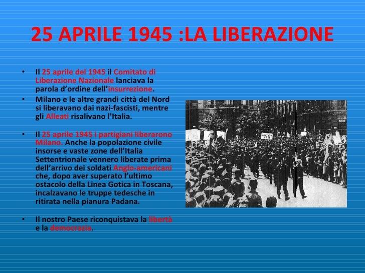 festa della liberazione - photo #15