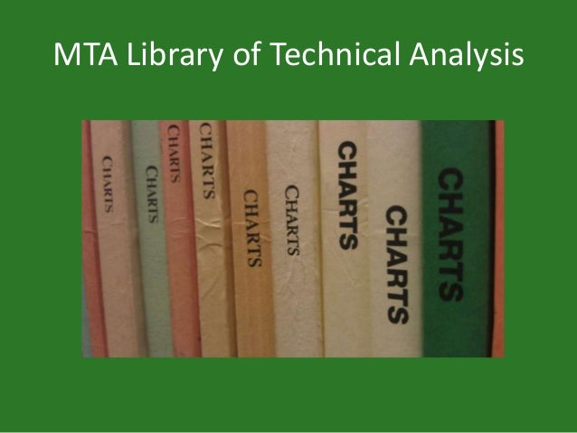 MTA Library of Technical Analysis