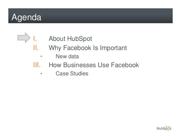 The State of Facebook Slide 2