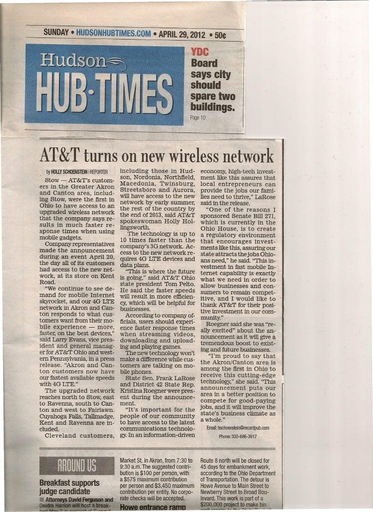 SUNDAY· HUDSONHUBTIMES.COM • APRIL 29, 2012 •                                    ~oe                                      ...