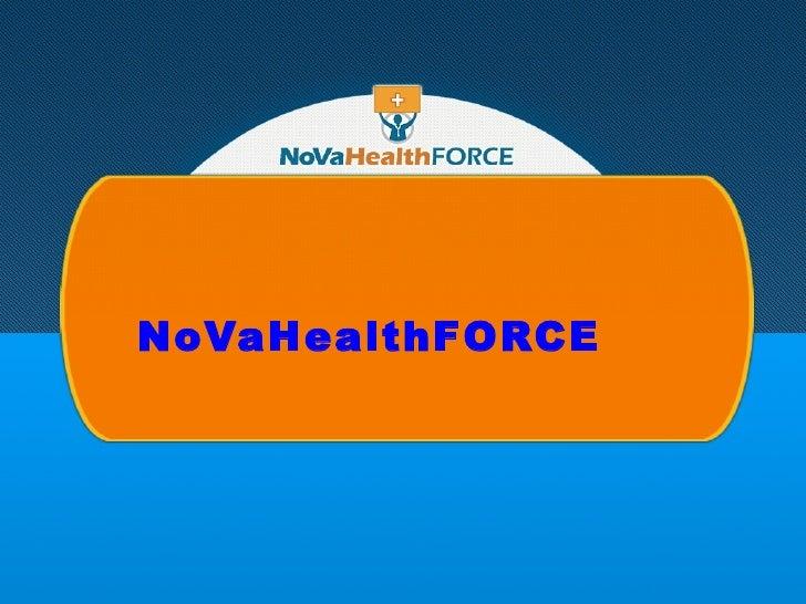 NoVaHealthFORCE